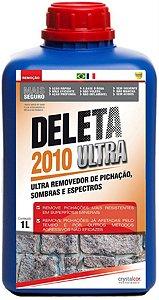 DELETA 2010 ULTRA - REMOVEDOR DE PICHAÇÃO, SOMBRAS E ESPECTROS 1 LITRO - PERFORMANCE ECO