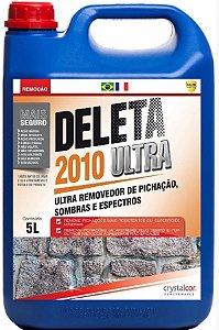 DELETA 2010 ULTRA - REMOVEDOR DE PICHAÇÃO, SOMBRAS E ESPECTROS 5 LITROS - PERFORMANCE ECO
