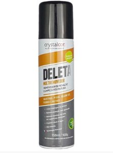 DELETA SPRAY REMOVEDOR DE PICHAÇÃO E TINTAS 150 ML - PERFORMANCE ECO