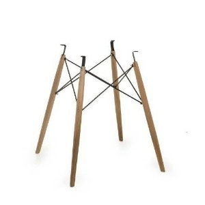 Base de Mesa Eames Jantar Wood