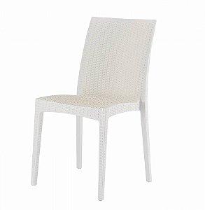 Cadeira em Polipropileno Ibiza - Marfim