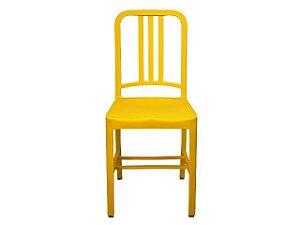 Cadeira Navy Polipropileno Amarela