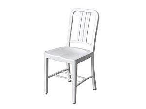 Cadeira Navy Polipropileno Branca