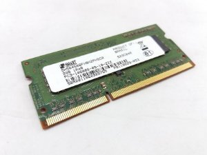 MEMORIA RAM DDR3 NOTEBOOK 2gb 1333mhz SMART 1rx8
