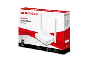 Roteador Wireless N 300 Mbps MW301R Mercusys