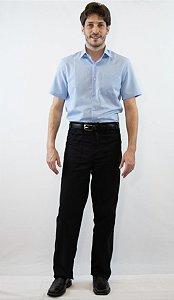 4 Camisa social masculina MC