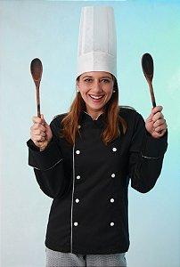 5 Chapeu de Chef descartavel
