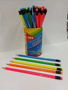 Lápis preto neon