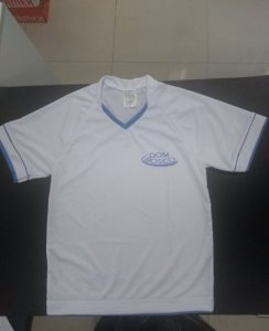 Camiseta Dry Fit Branca