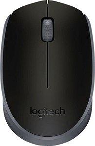 Mouse Logitech M170 Óptico Wireless