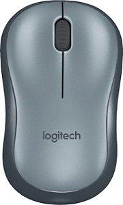 Mouse Logitech M185 Óptico Wireless