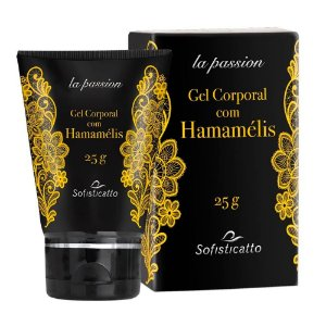 GEL HAMAMÉLIS ADSTRINGENTE LA PASSION 25G SOFISTICATTO