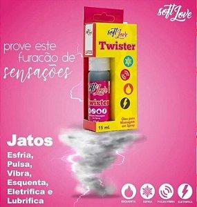 TWISTER JATOS 15 ML SOFT LOVE
