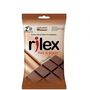PRESERVATIVO DE CHOCOLATE RILEX
