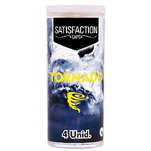 BOLINHA TORNADO 4 UNIDADES SATISFACTION