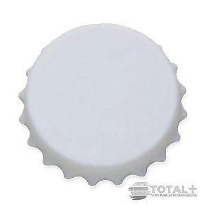 Imã Abridor de Polímero modelo tampa de garrafa