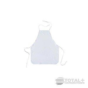 Avental branco Infantil