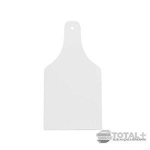 Tábua de Vidro para Sublimação - 35x19cm