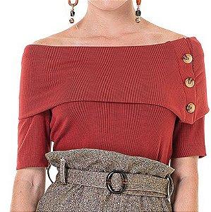 Blusa Ombro a Ombro Sophia - Ref.:022615