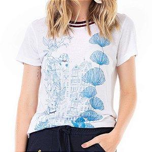 T-shirt Azulejo Português Humor - Ref.:021933