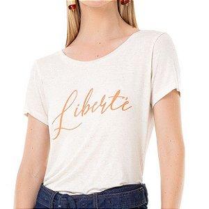 T-shirt Liberdade - Ref.:021943