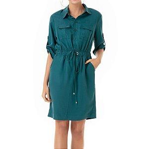 Vestido Secretário Utilitário Gaia - Ref.:105932