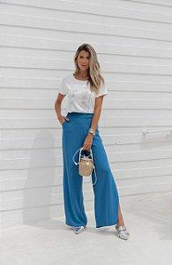 Calça Pantalona Hortênsia Ref.: 033640