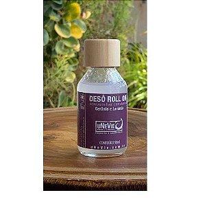 Desodorante Natural Roll On Gerânio e Lavanda uNeVie 50ml