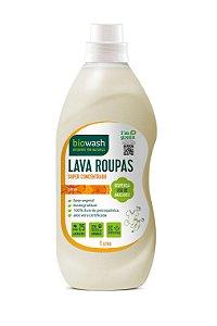 Lava Roupa Citrus Super Concentrado Biowash 1litro