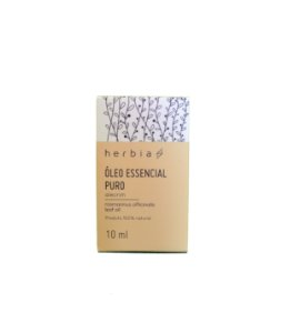 Óleo Essencial Alecrim Certificado IBD Herbia 10ml