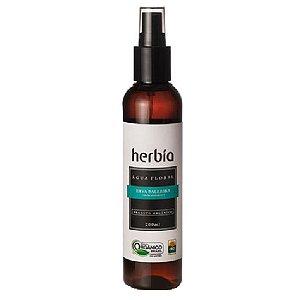 Água Floral Orgânica de Erva Baleeira Certificado IBD Herbia 200ml