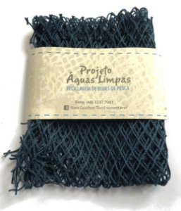 Esponja de Rede de Pesca para Limpeza ou Higiene NARA GUICHON