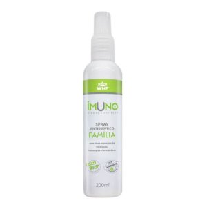 IMUNO Spray Antisséptico Família 200ml WNF