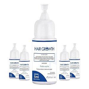 Hair Growth Terapia Capilar 5 Monodoses de 5ml Smart GR