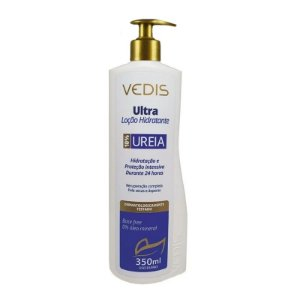 Loção 10% UREIA Ultra Hidratante 24HORAS Vedis