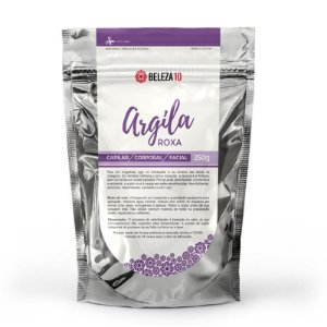 Argila Roxa Beleza10 Revitalizante 250g