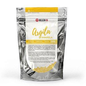 Argila Amarela Beleza10 Rejuvenescedora 250g