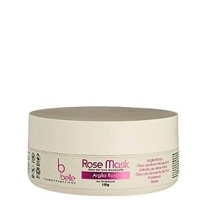 Rose Mask Argila Rosa 120g Kosmobelle