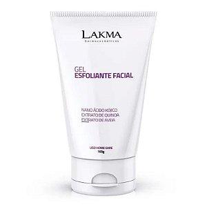 Gel Esfoliante Facial 100g Lakma