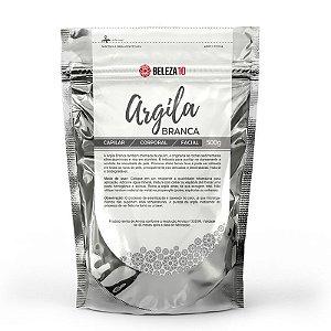 Argila Branca Beleza10 Hidratante e Clareadora 500g