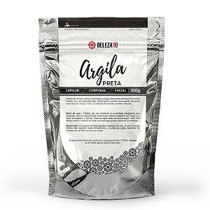 Argila Preta Beleza10 Rejuvenescedora 500g