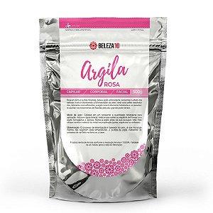 Argila Rosa Beleza10 Antioxidante500g