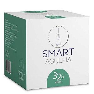 Smart Agulha de Lebel 32g/4mm 100 unidades Smart GR