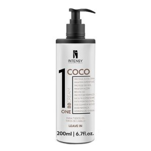 One BB CREAM Leave In 10x1 Coco 200ml Intensy
