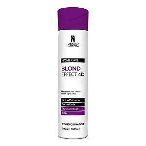 Condicionador Blond Effect 4D 300ml Intensy