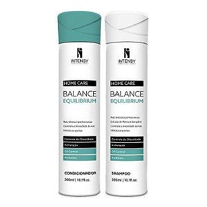 Kit Balance Equilibrium Condicionador e Shampoo Intensy