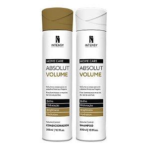 Kit Absolut Volume Condicionador e Shampoo Intensy
