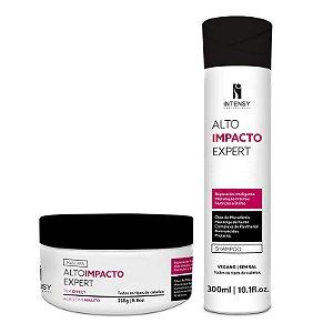 Kit Alto Impacto Expet Máscara e Shampoo Intensy