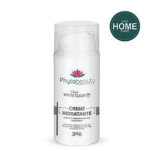 Creme Hidratante White Clear Phytobeauty Uso Diurno 30g