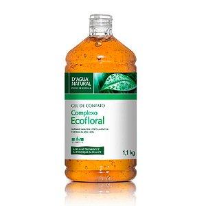 Dagua Natural Gel de Contato Complexo Ecofloral 1,1kg